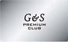 G&S PREMIUM CLUBカード